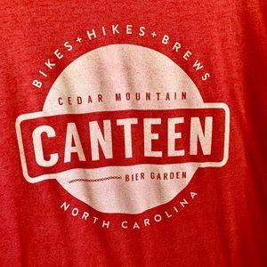 Shirts - Canteen Bier Garden Tee, NWOT, perfect condition!